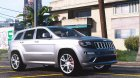 Jeep Grand Cherokee SRT-8 2015 v1.1 для GTA 5 вид сверху