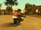 Guns default 'quality для GTA San Andreas вид сбоку