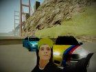 "Пак авто ""BMW"" и ""Mercedes"" для GTA San Andreas вид слева"