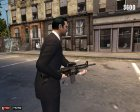 Штурмовая винтовка Colt M4A1 для Mafia: The City of Lost Heaven вид сзади слева