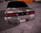 Nissan Silvia S14 Army Drift for GTA San Andreas right view