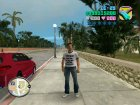 Alfa Romeo 147 for GTA Vice City top view