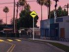 Лежачие полицейские для GTA San Andreas вид изнутри
