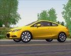 Honda Civic SI 2012 для GTA San Andreas вид сбоку