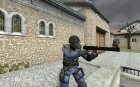 Thanez & Logger's MP9 + Mullet для Counter-Strike Source вид сверху