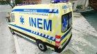 INEM Ambulance for GTA 4 left view