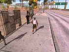 Тени (слабая настройка) для GTA San Andreas вид сверху