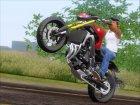 Yamaha MT 09 for GTA San Andreas
