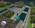 Новые текстуры для особняка для GTA Vice City вид сверху