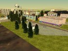 Криминальная Россия бета 3 для GTA San Andreas вид слева