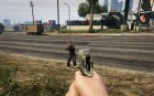 Разоружение for GTA 5 rear-left view