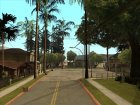 New Grove Street for GTA San Andreas left view