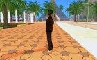 Zombie Skin - bfori for GTA San Andreas left view