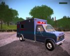 Ford E-350 Ambulance 1982 for GTA San Andreas left view