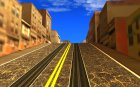 New roads San Fierro для GTA San Andreas вид сверху