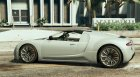 Adder Decapotable (Bugatti) 2015 for GTA 5 rear-left view