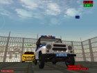Пак спец. авто для GTA San Andreas вид сзади слева