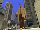Skin HD GTA V Gotten Gains DLC for GTA San Andreas right view