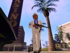 Michael Jackson Smooth Criminal for GTA San Andreas left view