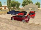 Новые гоночные машины для GTA San Andreas вид слева