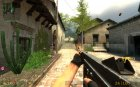 Thompson M1A1 для Counter-Strike Source вид слева