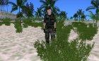 Marine Vietnam War for GTA San Andreas inside view