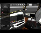 Daimler Freightliner Inspiration v3.0 для Euro Truck Simulator 2 вид справа