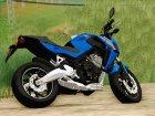 Honda CB650F Azul для GTA San Andreas вид сверху