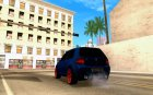 Volkswagen Golf IV GTI Light Tuning для GTA San Andreas вид сзади слева