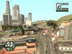 Пак воздушного вертолетного транспорта для GTA San Andreas вид сзади