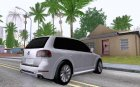 Volkswagen Touareg R50 for GTA San Andreas rear-left view