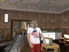 Skin HD GTA V Online парень в маске волка for GTA San Andreas left view