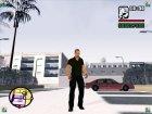 Пол Уокер для GTA San Andreas вид сверху