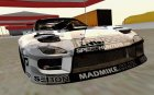 Mazda RX-7 MadMike for GTA San Andreas back view