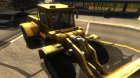 Driver: PL - Dozer для GTA San Andreas вид слева