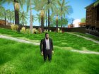 Super Realistic Grass для GTA San Andreas вид сзади слева