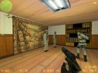 cs_mansion_summer для Counter-Strike 1.6 вид слева