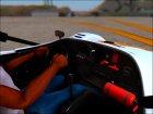 Radical SR8 RX для GTA San Andreas вид сверху