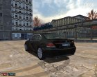 BMW 760i e65 for Mafia: The City of Lost Heaven rear-left view