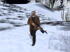 Skin HD GTA Online DLC for GTA San Andreas back view