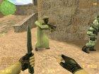 Osama Bin Laden для Counter-Strike 1.6 вид изнутри