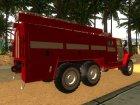 Урал 375 Виктора Кибенка V 2.0 Оригинал для GTA San Andreas вид сверху