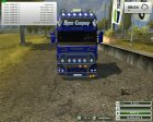 Scania R730 v1.0 для Farming Simulator 2013 вид сверху