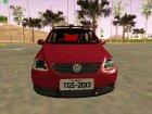 Volkswagen Fox for GTA San Andreas left view