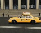 Ford Crown Victoria NYC Taxi 2012 for GTA 4 rear-left view