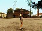 Парень в гримме HD из GTA Online for GTA San Andreas rear-left view