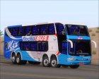 MarcoPolo Paradiso G6 1800DD 8 x 2 SCANIA K420 Brasilian Bus Lines