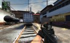 Havoc SG552 Redux for Counter-Strike Source left view