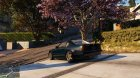 Mercedes-Benz SL500 1995 1.4.2 for GTA 5 rear-left view