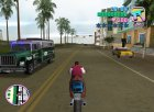 Городские службы for GTA Vice City rear-left view
